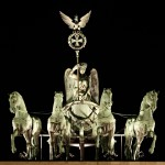 Квадрига – богиня Победы Виктория в повозке